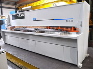 LVD IST-E 4100 x 6 mm  Листогибочный пресс с ЧПУ