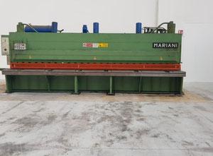 Mariani 6000  X 8 MM IDRAULICA Гидравлические гильотинные ножницы