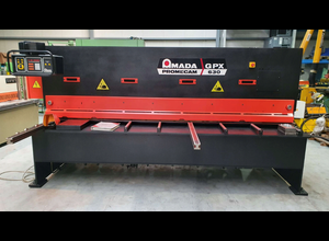 Cisaille CNC Amada GPX 630
