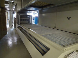 Used WP, Kaak Bun roll plant Complete bread production line
