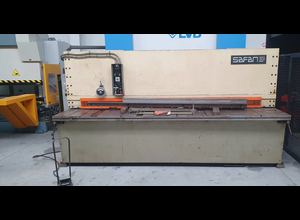 Safan VS 8-310, 3100 mm x 8 mm hydraulic shear