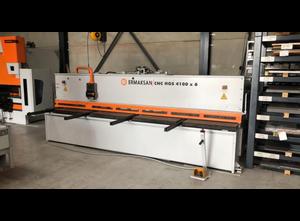 Ermaksan CNC HGS 4100x6 Hydraulische Blechschere