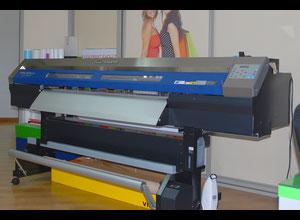 """Roland SOLJET Pro III XC-540 54"""" (1,37m) Eco-Solvent Tintenstrahldrucker und Cutter"""
