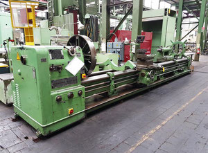 Weipert W 800 e lathe - others