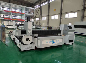 Guohong Laser Technology Co.,Ltd. 1500x3000mm Laserschneidmaschine