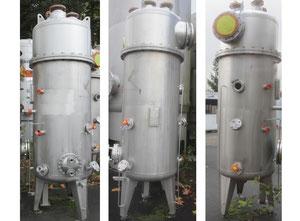 Tournaire Et Thermi-Consult condensation 24 m² / décantation 12 m² Zentrifuge