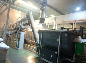 Sidel PET Abfüllmaschine - Abfüllanlage