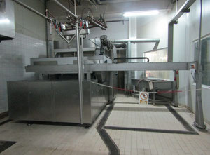 Máquina de producción de chocolate HOSOKAWA BEPEX - GB.1290