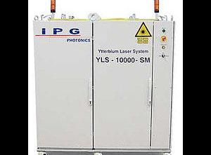 IPM LS - 10 laser cutting machine