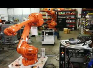 ABB IRB 4600-40 / 2.55 M2004 Industrial Robot