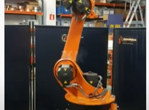 Robot industriel Kuka KR 16 ARC HW (HOLLOW WRIST)