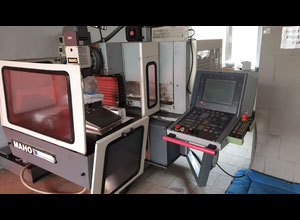 Frezarka uniwersalna CNC Maho MH 600E2