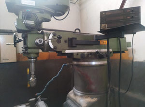 Lagun FTV-4 cnc vertical milling machine