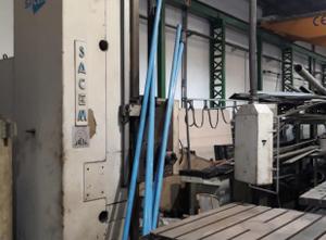 Mandrinadora CNC Sacem MST 110