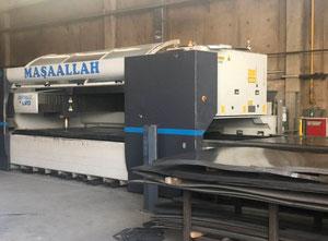 LVD Axel 3015 S laser cutting machine