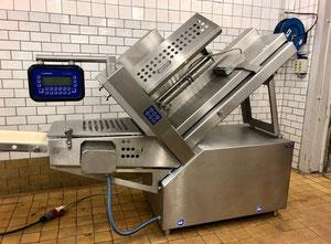 Machine de découpe de viande Weber CCS 402-UB