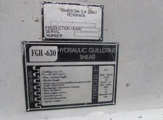 Simeron FGH-630 P00619142