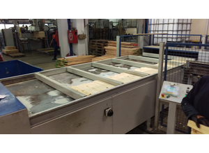 Grecon COMBIPACT Finger jointing line (short timber)