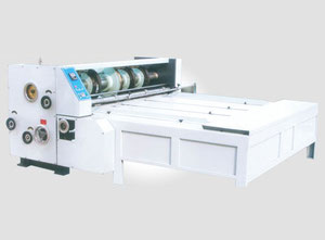 Rotary & Slotting Machine Combined