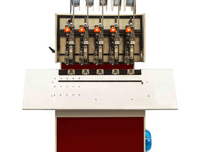 BOOK STITCHING MACHINE - MULI HEAD