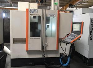Mikron VCE 1000 pro Bearbeitungszentrum Vertikal