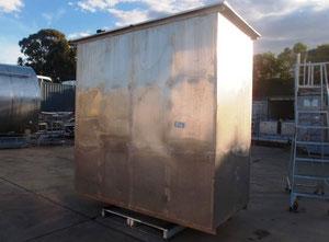 Stainless Steel Storage Tank - Behalter