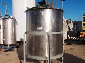 Stainless Steel Mixing Tank - Tank