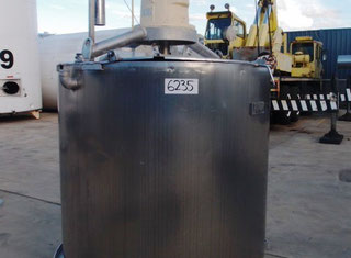 Stainless Steel Mixing Tank - P00622036