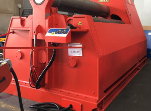 Overhauled Davi MCB 3045 Plate rolling machine - 4 rolls