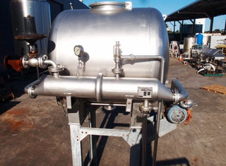 Stainless Steel Storage Tank - P00622081