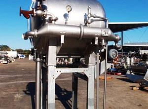 Stainless Steel Storage Tank - Tank