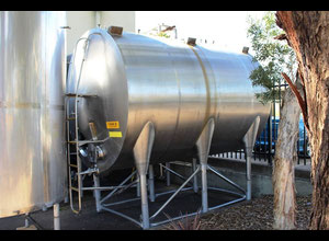 Anderson Stainless Steel Mixing Tank Tank