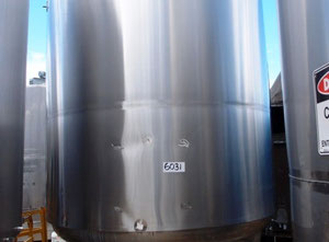 Anderson Stainless Steel Storage Tank Tank