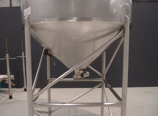 Stainless Steel Mixing Tank - P00622093