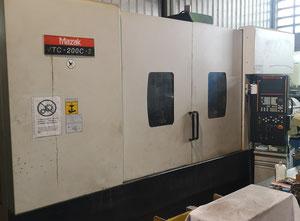 Used Mazak VTC-200C-II Machining center - vertical