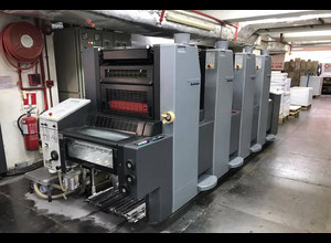 Ofsetový čtyřbarevný stroj Heidelberg SM52-4-P