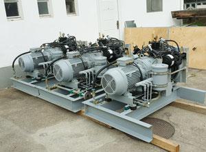 Compressor a pistone J. P. Sauer & Sohn Gmbh WP 126 L-100