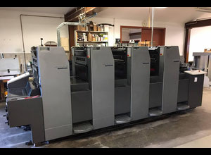 Heidelberg SM52-4-P Offset four colours