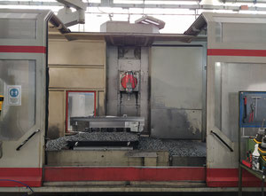 Used Mecof Performa cnc vertical milling machine