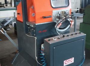 Used Omc Tr 450/A Used cross-cut optimizing saw