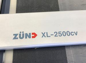Zund XL-2500cv Automated cutting machine