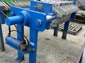 Choquenet filter press 500x500mm