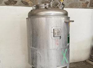Contenedor - tanque de fusión Cicr Aventis