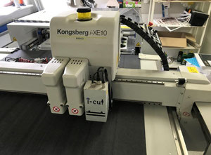 Kongsberg I-EX10 Automated cutting machine