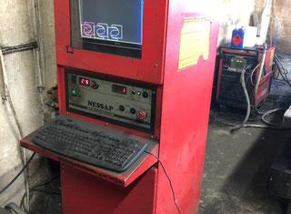 Řízené Stroje S.R.O. NESSAP 1600 KLIMA P00624058