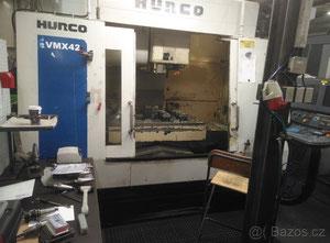 CNC centrum HURCO VMX 42