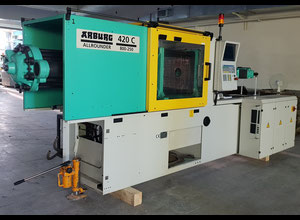 Arburg 420C-800-250 Injection moulding machine