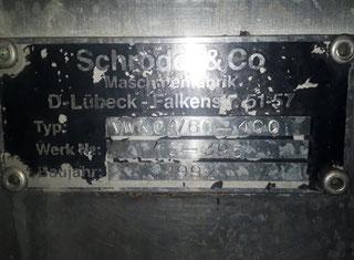 Schröder VS –Anlage VMK04/60 - 230 P00625017