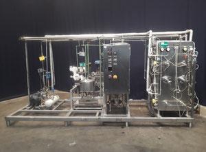Schröder VS –Anlage VMK04/60 - 230 Lebensmittelmaschinen