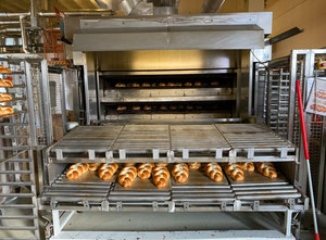Used Daub Automatic Hanseat Cooking tunnel